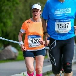 Helsinki Half Marathon - Pirjo Heiskanen (420)