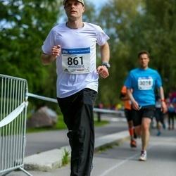 Helsinki Half Marathon - Antti Kokkonen (861)