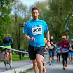 Helsinki Half Marathon - Antti Enkovaara (3018)