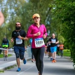 Helsinki Half Marathon - Yan Wang (2888)