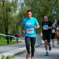 Helsinki Half Marathon - Joonas Waris (2400)