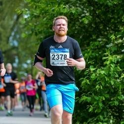 Helsinki Half Marathon - Jaakko Valli (2378)