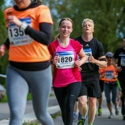 Helsinki Half Marathon - Marja Reijonen (1820)