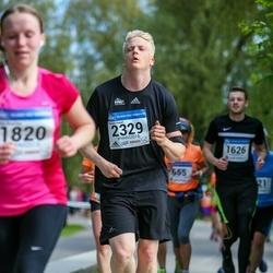 Helsinki Half Marathon - Mikko Uimonen (2329)