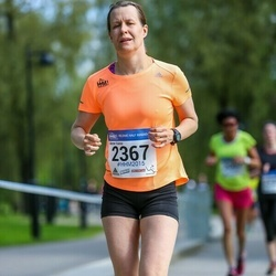 Helsinki Half Marathon - Anne Vainio (2367)