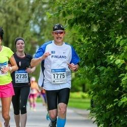 Helsinki Half Marathon - Kari Pöllänen (1775)