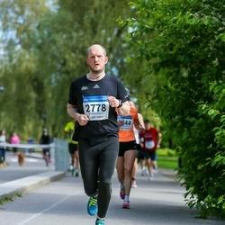Helsinki Half Marathon - Magnus Pettersson (2778)
