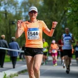 Helsinki Half Marathon - Seija Nyström (1544)