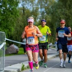 Helsinki Half Marathon - Reija Ketola (787)