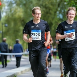 Helsinki Half Marathon - Otto Manninen (2726)