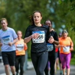 Helsinki Half Marathon - Mari Oksanen (1566)