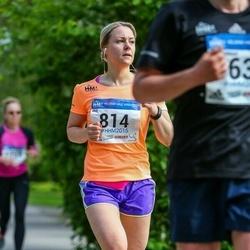 Helsinki Half Marathon - Iris Kiuru (814)