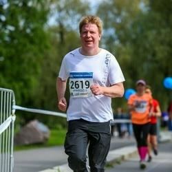 Helsinki Half Marathon - Erno Huttunen (2619)