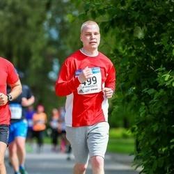 Helsinki Half Marathon - Jari Huisman (499)