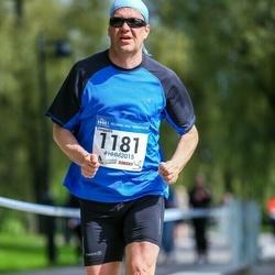 Helsinki Half Marathon - Tuomas Lindgren (1181)