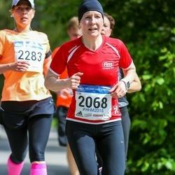 Helsinki Half Marathon - Liisa Sinisammal (2068)