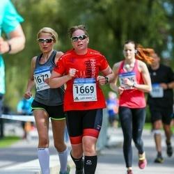 Helsinki Half Marathon - Vappu Penttilä (1669)