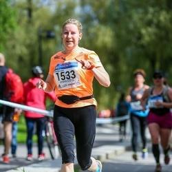 Helsinki Half Marathon - Elina Nykänen (1533)