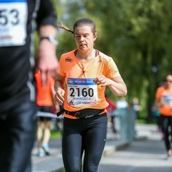 Helsinki Half Marathon - Henna Susi (2160)