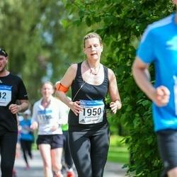 Helsinki Half Marathon - Paula Saikkonen (1950)