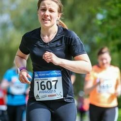 Helsinki Half Marathon - Johanna Packalen (1607)