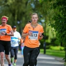 Helsinki Half Marathon - Maria Pakarinen (1613)