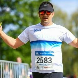 Helsinki Half Marathon - Martin Gallardo (2583)