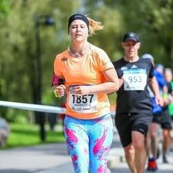 Helsinki Half Marathon - Anni Rinne (1857)