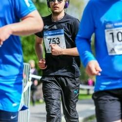 Helsinki Half Marathon - Ilkka Katajamäki (753)