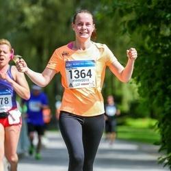 Helsinki Half Marathon - Paula Moisio (1364)