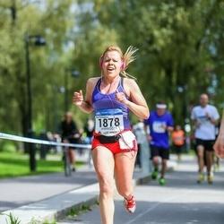 Helsinki Half Marathon - Ruut Romppanen (1878)