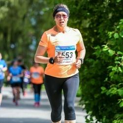 Helsinki Half Marathon - Tarja Oinonen (1553)