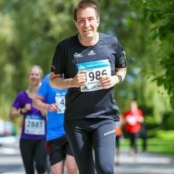 Helsinki Half Marathon - Mikko Salonen (1986)