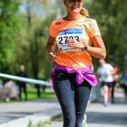 Helsinki Half Marathon - Magdalena Lönnroth (2723)