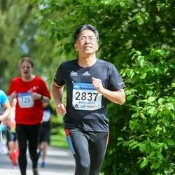 Helsinki Half Marathon - Osamu Shimmi (2837)