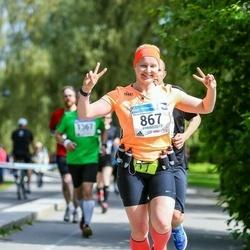 Helsinki Half Marathon - Jasmiina Kolu (867)