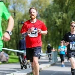 Helsinki Half Marathon - Jaakko Sandqvist (2829)