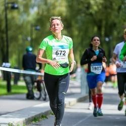 Helsinki Half Marathon - Tessa Kaila (672)