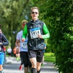 Helsinki Half Marathon - Tomi Mäkelä (1414)
