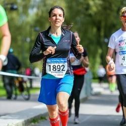 Helsinki Half Marathon - Cayetana Ruiz De Almiron De Andres (1892)