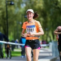 Helsinki Half Marathon - Anna Paananen (1591)
