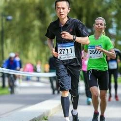 Helsinki Half Marathon - Rui Li (2711)