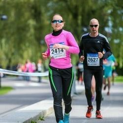 Helsinki Half Marathon - Heidi Weiste-Palvanen (2414)