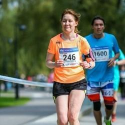 Helsinki Half Marathon - Krista Eskeli (246)