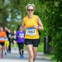 Helsinki Half Marathon - Anne Kivilahti (2663)