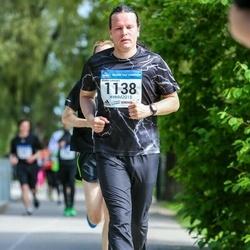 Helsinki Half Marathon - Marko Leiviskä (1138)