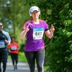 Helsinki Half Marathon - Kristiina Koivula (841)