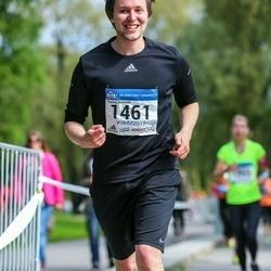 Helsinki Half Marathon - Tuomo Niemelä (1461)