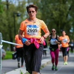 Helsinki Half Marathon - Sari Herranen (2605)