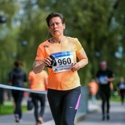 Helsinki Half Marathon - Minna Salli (1960)